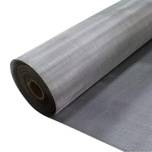 304 Acero Inoxidable de Malla de Alambre Tejido de 30, la Pantalla de Filtro de Malla Metales Hoja, Resistencia a la corrosión, 1mx1m,Wire Diameter 0.15mm