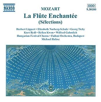 Mozart: La flûte enchantée (Sélections)