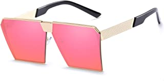 Classic Stylish Sunglasses For Unisex, Metal Spectacle Frames