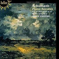 Schumann: Piano Sonatas Nos.1 & 3 by Nikolai Demidenko (2008-05-13)