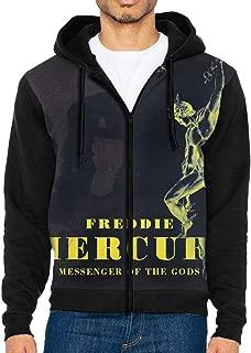 Freddie Mercury Mens Leisure Jacket Hoodie Sweatshirt