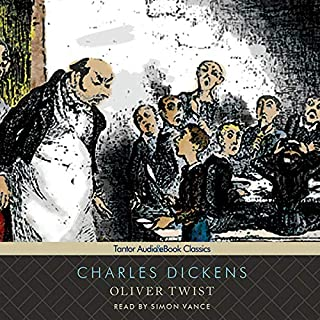 Oliver Twist                   By:                                                                                                                                 Charles Dickens                               Narrated by:                                                                                                                                 Simon Vance                      Length: 16 hrs and 7 mins     872 ratings     Overall 4.5