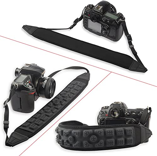 2021 Professional Air Cushion Camera Shoulder Strap, Anti slide and Pressure Retarding Design, new arrival Air Cushion, Scratch free, longtime comfort wearing, best for Camera and DSLR Camera by outlet sale Canon, Nikkon, Sony, online