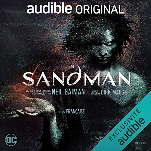 Couverture de The Sandman
