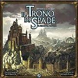 Asmodee-Il Trono di Spade Il Gioco da Tavolo 2nd Edizione, 14 anni +, 3 - 6 giocatori, 9075