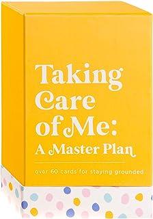Free Period Press Take Care Of Me Card Deck In Box - 60 Self-Care Cards