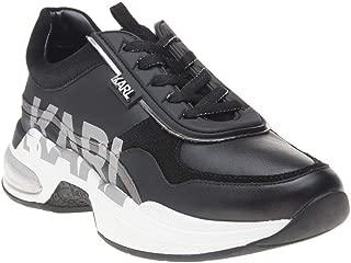 KARL LAGERFELD Lazare Logo Womens Sneakers Black