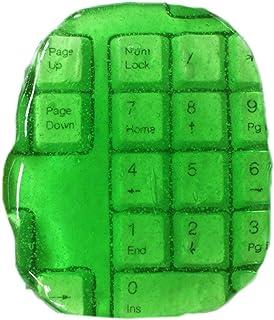 Kinshops Nettoyant pour Clavier Gel de Nettoyage pour Ordinateur Portable Magic Keyboard Cleaner Car Super Clean Glue Gel ...