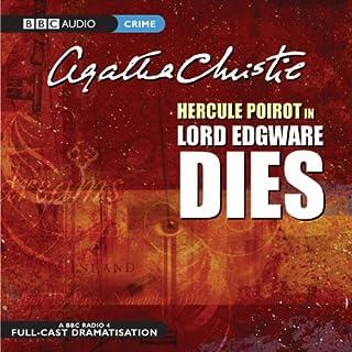 Lord Edgware Dies (Dramatised) audiobook cover art