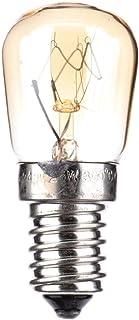 circulor-123 Lámpara De Horno, Bombillas De Horno Techgomade para Microondas/Horno, Resistente Al Calor hasta 300 ° C Resistencia A Altas Temperaturas