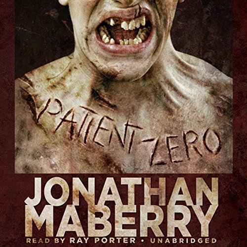 Patient Zero cover art