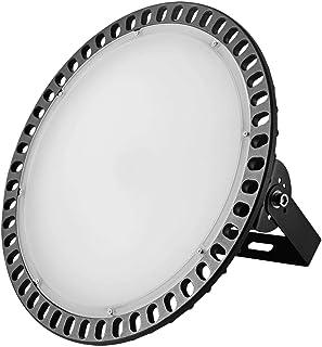 Mining Lamp Ultra-thin UFO Light 220V 300W UFO LED High Bay Light, Daylight White Ultra Thin LED Warehouse Lighting, IP65 ...