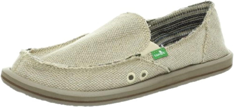 Sanuk Women's women Hemp Loafers & Oxy shoes Cleaner Bundle
