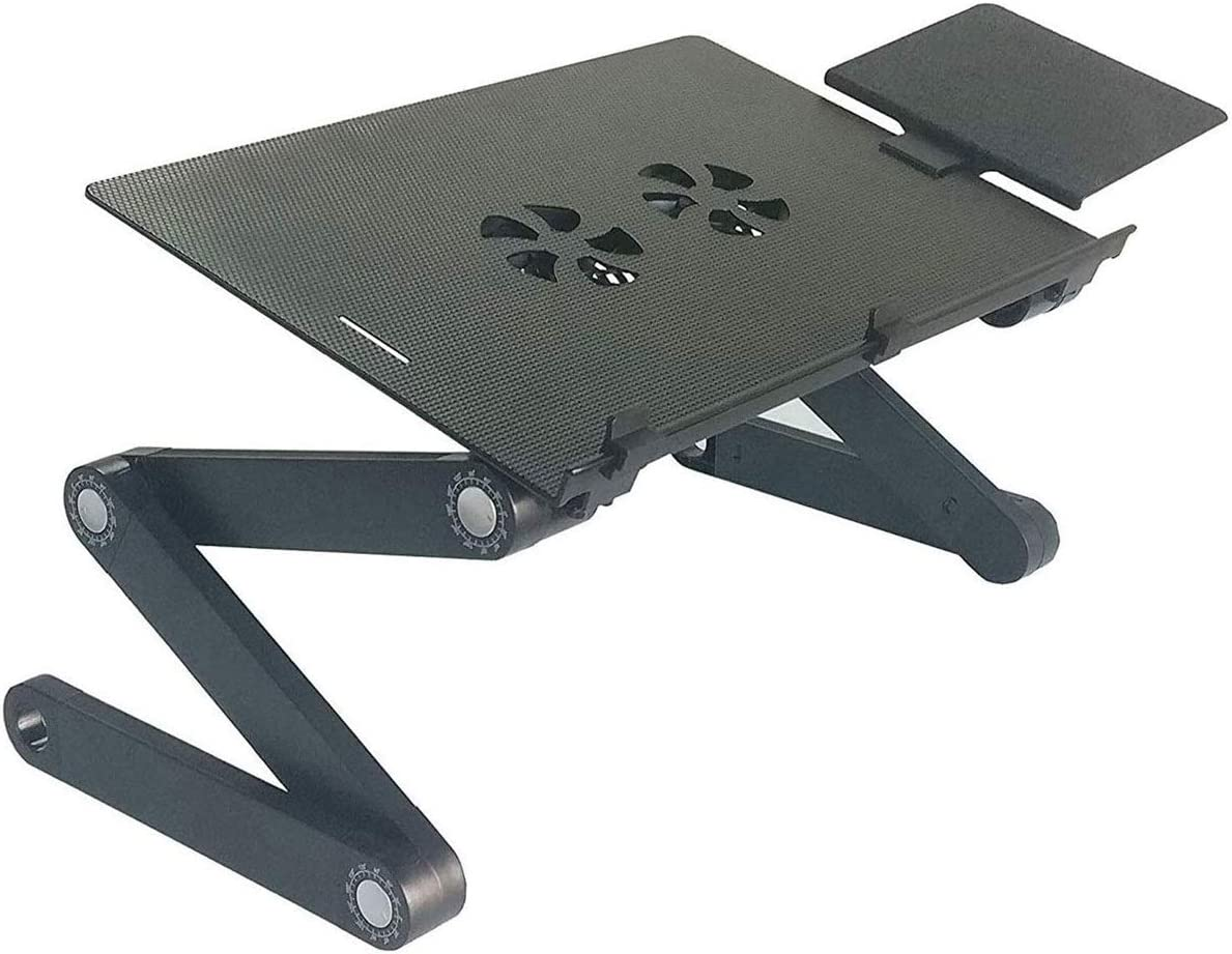 QPLKKMOI Laptop Stand for Desk and Sleek Sturdy Free free shipping New P Riser