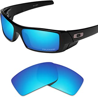 Tintart Performance Lenses Compatible with Oakley Gascan Polarized Etched