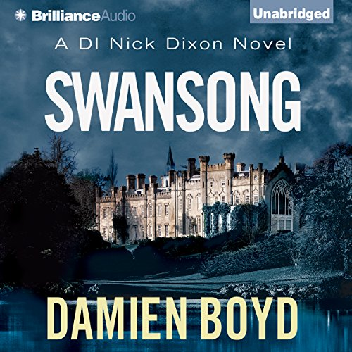 Swansong audiobook cover art
