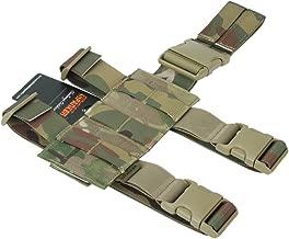EXCELLENT ELITE SPANKER Tactical Drop Leg Holster Adjustable Drop Leg Platform Molle Module Universal Bag for Left/Right Leg