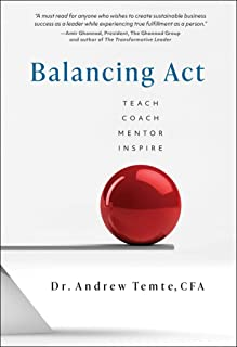 Balancing Act: Teach Coach Mentor Inspire