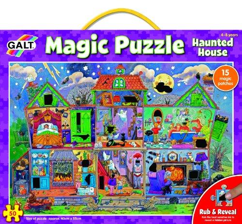 Galt, La casa stregata, Magic puzzle