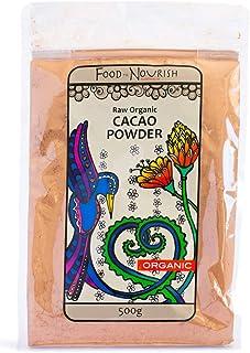 Food to Nourish Food to Nourish Organic Raw Cacao Powder 500 g