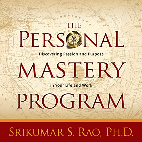 The Personal Mastery Program audiobook cover art