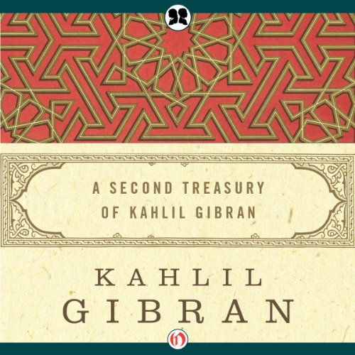 Second Treasury of Kahlil Gibran cover art