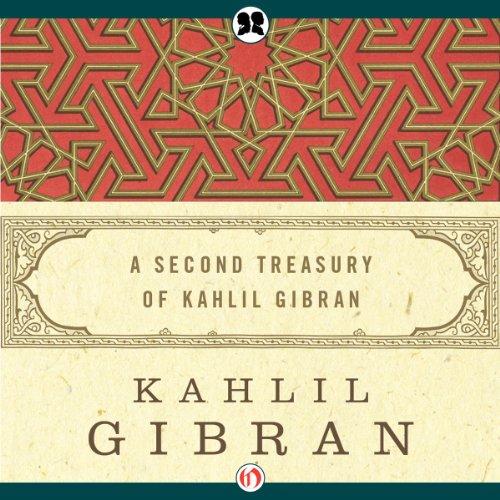 Second Treasury of Kahlil Gibran Titelbild