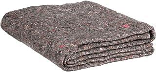 STIER Packdecke, 25 Stück, Mehfachnutzung durch dichte Faserstruktur 330 g/m², 150 x 200 cm 3 m², Geeignet als Schutzdecke, Umzugsdecke, Möbeldecke, Isolierstoff oder Auskleidung