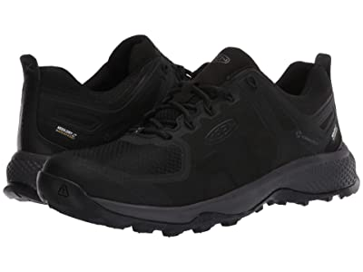 KEEN Explore WP (Black/Magnet) Men