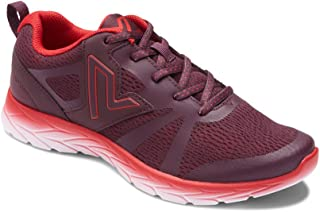 0f487873c690 Vionic Women s Brisk Miles Lace-up Active Sneaker - Ladies Walking Sneakers  with Concealed Orthotic