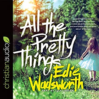 All the Pretty Things audiobook cover art