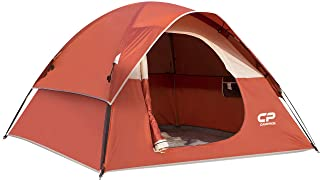 CAMPROS 3-4 Person Tent - Dome Tents for Camping,...