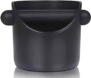 Knock Box,Bac à marc de café,Boîte à café,Bac marc de café pour récupérateur marc de café,Boîte pour marc de café avec ban...
