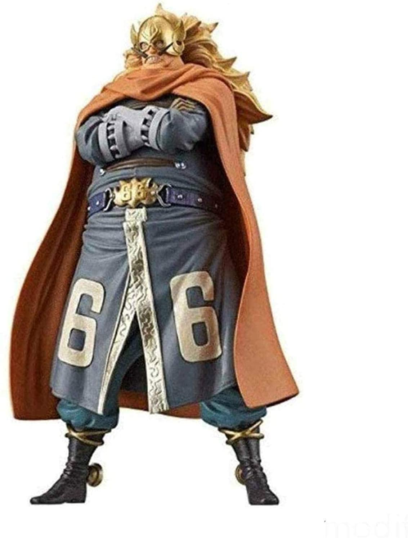 登場制約本部:裁判官立ち姿勢アニメーションキャラクターモデルフィギュア6.3インチのアニメギフト玩具モデルキット Jikasifa-JP