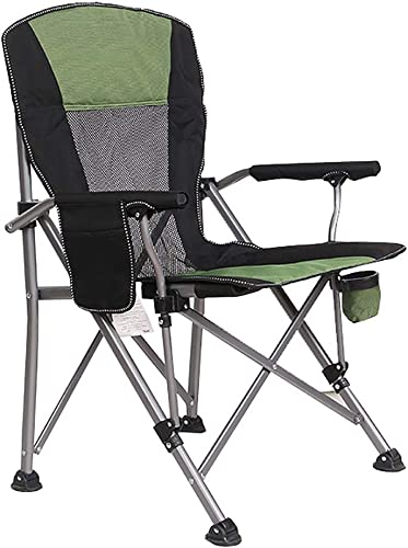 MSNDIAN Chaise Pliante Portable Chaise de Plage Chaise de Directeur Chaise de pêche Chaise Longue Chaise Pliante Simple (Couleur   vert)