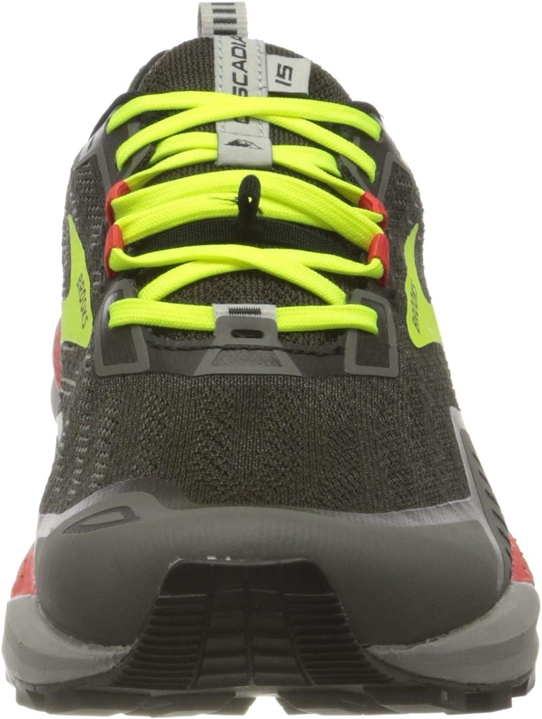 Brooks Mens Cascadia GTX 15 Running Shoe