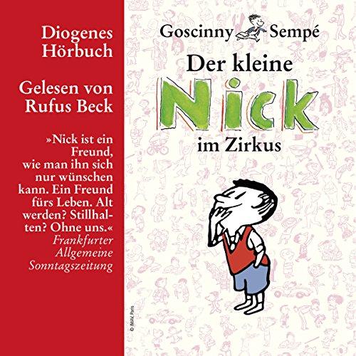 Der kleine Nick im Zirkus cover art