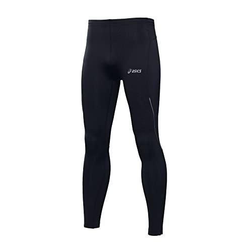 Ronhill Trail Blizzard Mens Black Running Fitness Tights Bottoms Pants