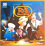 Step Puzzle Step puzzle76508 RA Treasure The Last Secret of Ancient Egypt 3D Board Game
