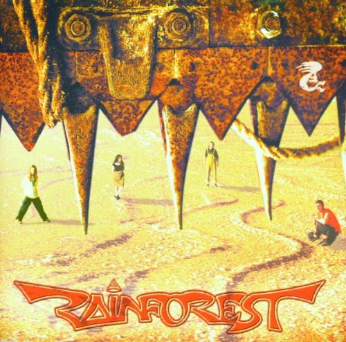 Rainforest: Alpha (Audio CD)
