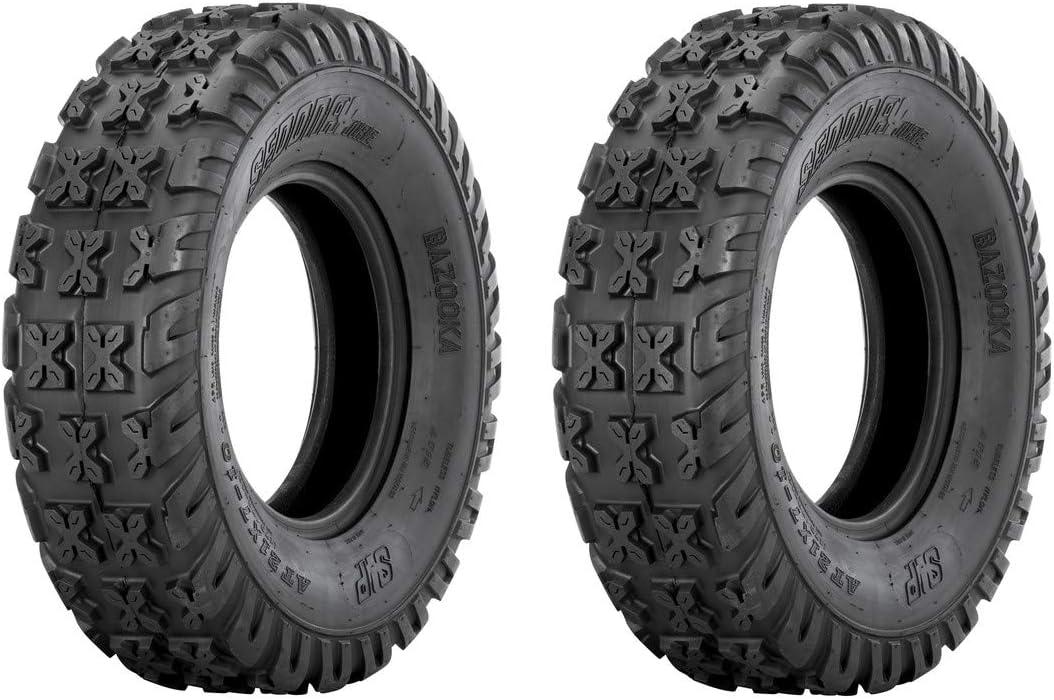 New Sedona 67% OFF of fixed price Bazooka Front Tires - 7 Japan's largest assortment Suzuk x 21 10 1988-1992