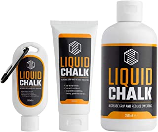 Liquid Chalk | Sports Chalk | Superior Grip and Sweat-Free Hands for Weightlifting, Gym, Rock Climbing, Bouldering, Gymnas...