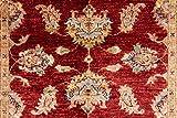 Teppichprinz Chobi Ziegler 147x92 cm Handgeknüpft 150 x 100 Ferahan Wohraumteppich Mamluk - 3