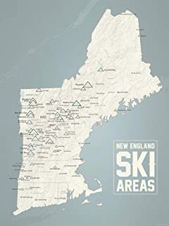 Best new england ski map Reviews