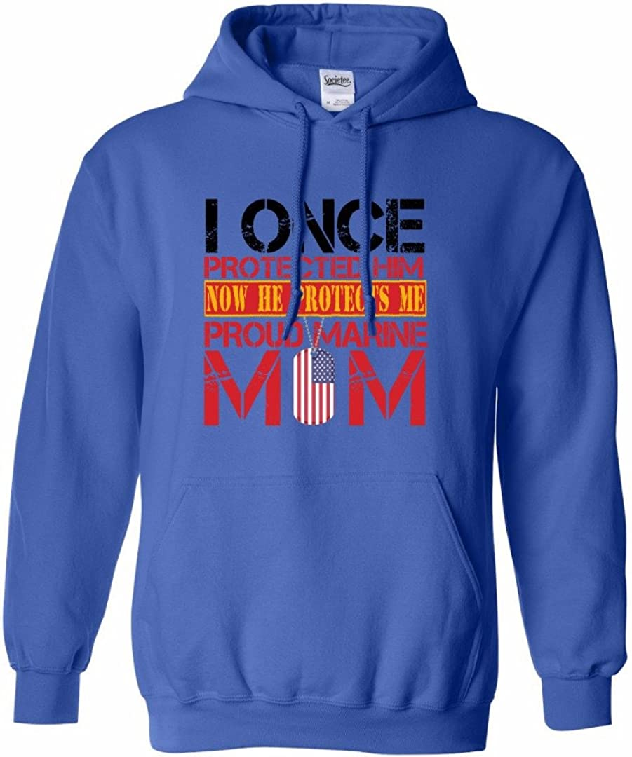 Columbus Mall Proud Mother of her Marine Son I Him Selling rankings Protected He Once Prot Now