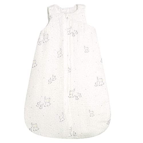 TILLYOU 100% Cotton Muslin Sleeveless Sleep Bag Thick Baby Wearable Blanket  for Winter 933a01dc0