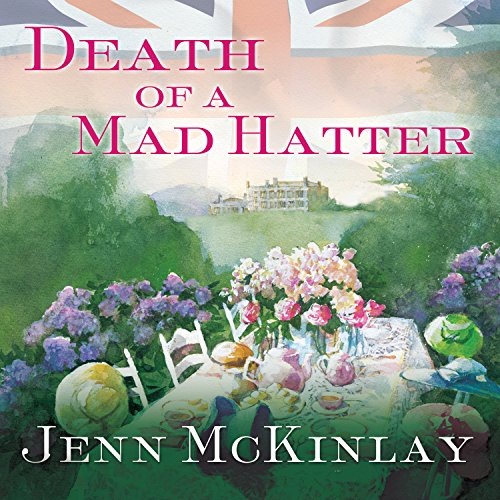 Death of a Mad Hatter  By  cover art