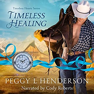 Timeless Healing audiobook cover art