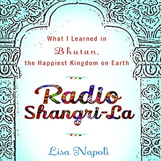 Radio Shangri-La audiobook cover art