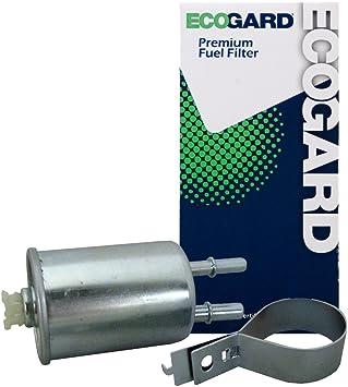ecogard xf65768 premium fuel filter fits chevrolet cobalt 2.2l 2005-2010,  cobalt 2.4l 2006-2008, cobalt 2.0l 2005-2009   saturn ion 2.2l 2003-2007,  ion 2.4l 2006-2007, fuel filters - amazon canada  amazon.ca